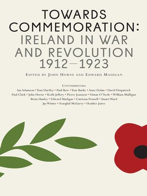 cover image of Towards Commemoration