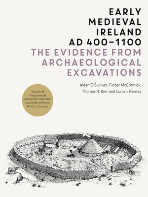 cover image of Early Medieval Ireland, AD 400-1100