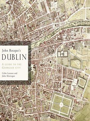 cover image of John Rocque's Dublin