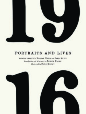 cover image of 1916 Portraits and Lives