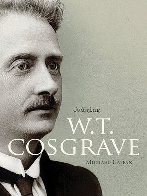 cover image of Judging W.T. Cosgrave