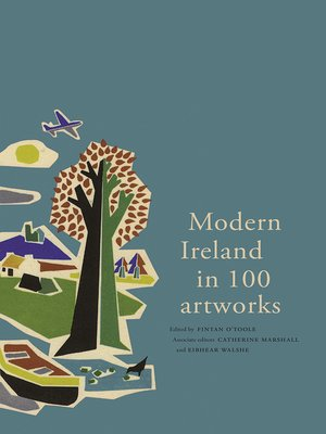 cover image of Modern Ireland in 100 Artworks