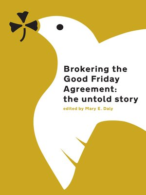 cover image of Brokering the Good Friday Agreement