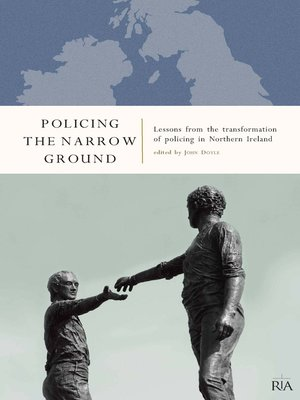 cover image of Policing the Narrow Ground