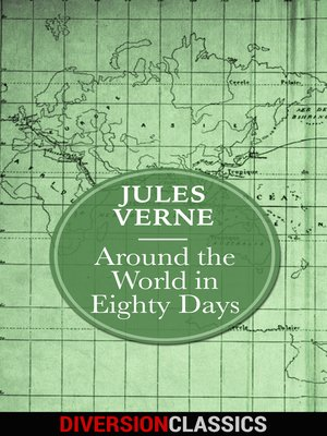 cover image of Around the World in Eighty Days (Diversion Classics)