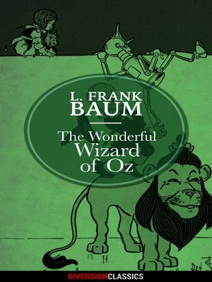 cover image of The Wonderful Wizard of Oz (Diversion Classics)
