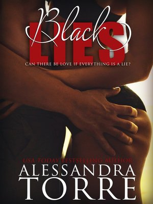 cover image of Black Lies