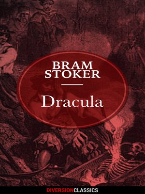 cover image of Dracula (Diversion Classics)