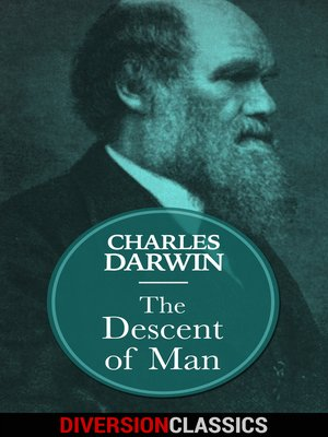 cover image of The Descent of Man (Diversion Classics)