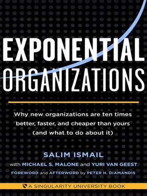 cover image of Exponential Organizations