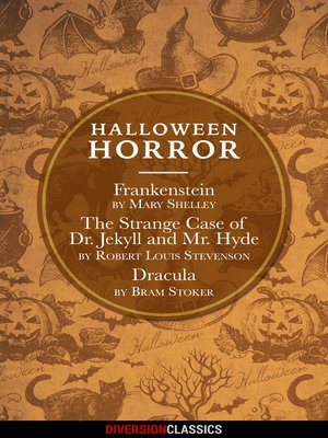cover image of Halloween Horror (Diversion Classics)