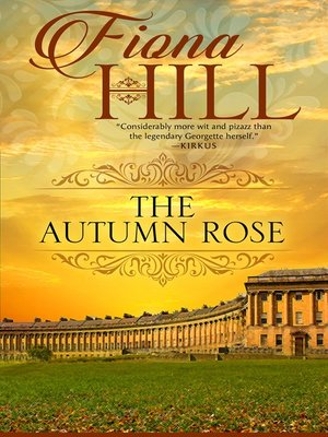 cover image of The Autumn Rose