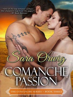 cover image of Comanche Passion