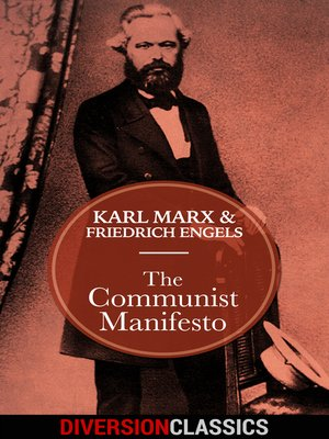 cover image of The Communist Manifesto (Diversion Classics)