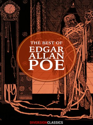 cover image of The Best of Edgar Allan Poe (Diversion Classics)