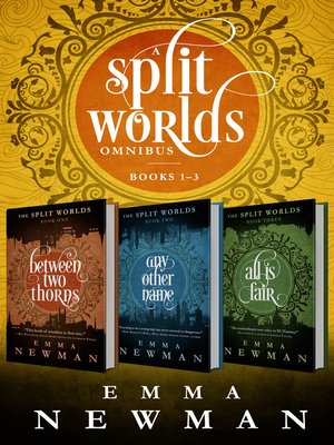 cover image of A Split Worlds Omnibus (Books 1–3)