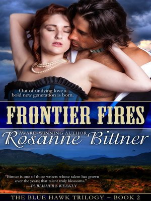 cover image of Frontier Fires