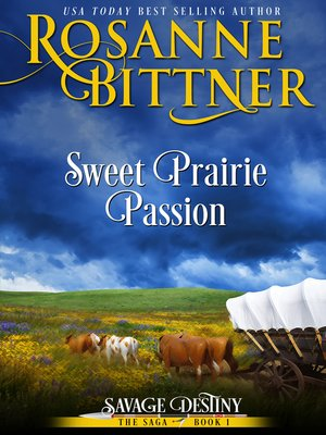 cover image of Sweet Prairie Passion