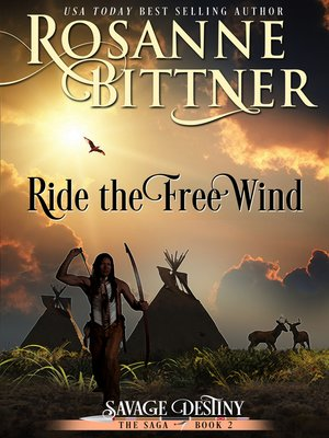 cover image of Ride the Free Wind
