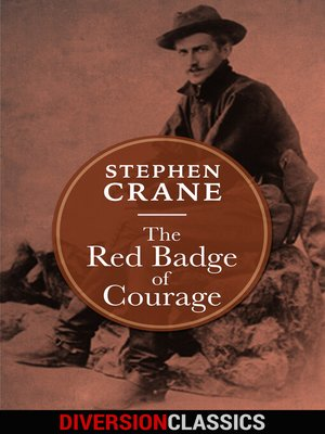 cover image of The Red Badge of Courage (Diversion Classics)