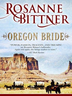 cover image of Oregon Bride