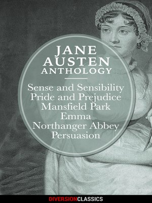 cover image of Jane Austen Anthology (Diversion Classics)
