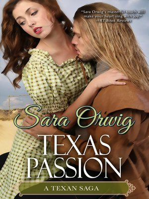 cover image of Texas Passion