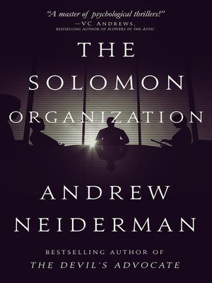 cover image of The Solomon Organization