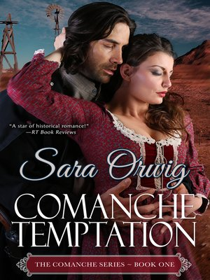 Comanche temptation by sara orwig overdrive rakuten overdrive cover image fandeluxe Choice Image
