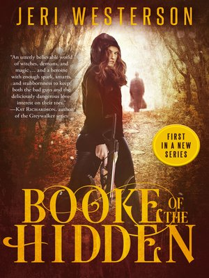 cover image of Booke of the Hidden Series, Book 1
