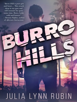 cover image of Burro Hills