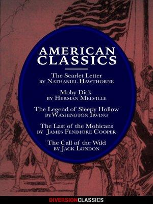 cover image of American Classics (Omnibus Edition) (Diversion Classics)