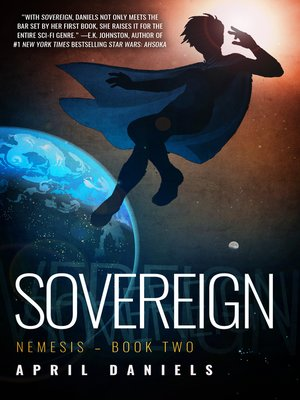 cover image of Sovereign--Nemesis--Book Two