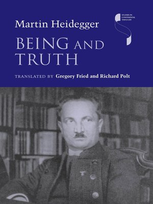 cover image of Being and Truth