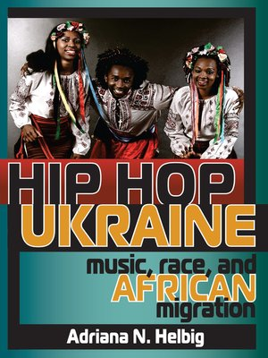 cover image of Hip Hop Ukraine