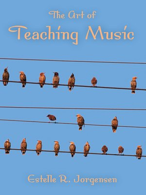 cover image of The Art of Teaching Music