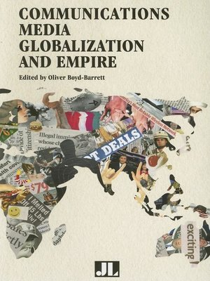 cover image of Communications Media, Globalization, and Empire