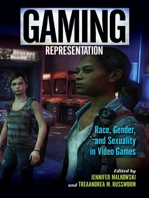 cover image of Gaming Representation