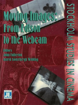 cover image of Moving Images
