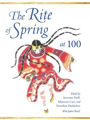 cover image of The Rite of Spring at 100
