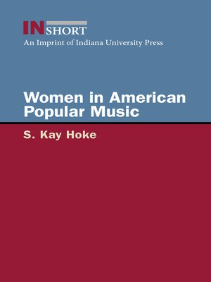 cover image of Women in American Popular Music