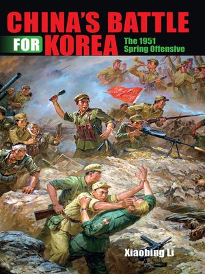 cover image of China's Battle for Korea