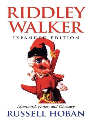 cover image of Riddley Walker