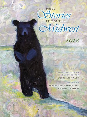 cover image of New Stories from the Midwest