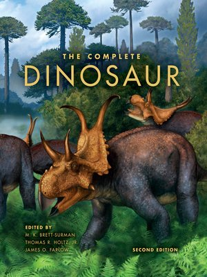 cover image of The Complete Dinosaur