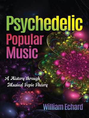 cover image of Psychedelic Popular Music