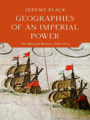 cover image of Geographies of an Imperial Power