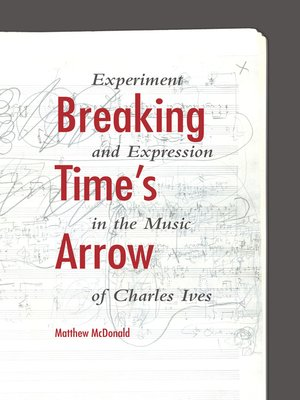cover image of Breaking Time's Arrow