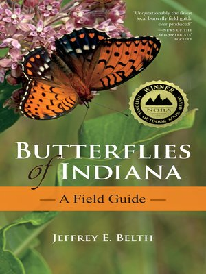 cover image of Butterflies of Indiana