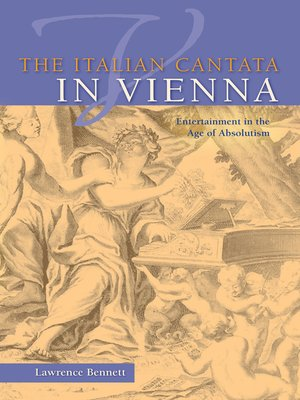 cover image of The Italian Cantata in Vienna